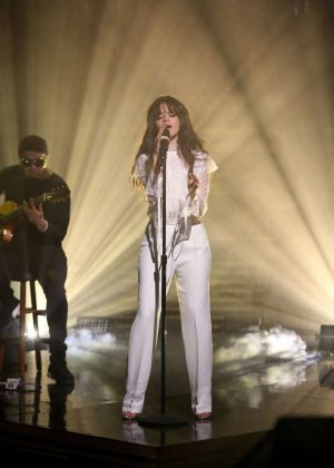 Camila Cabello - Performs Live on The Tonight Show Starring Jimmy Fallon in NY