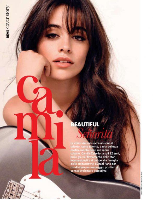 Camila Cabello - Reve Magazine (Decmber 2019/January 2020)