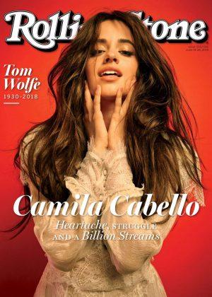Camila Cabello - Rolling Stone US Magazine (June 2018)