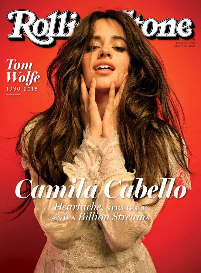 Camila Cabello – Rolling Stone US Magazine (June 2018)