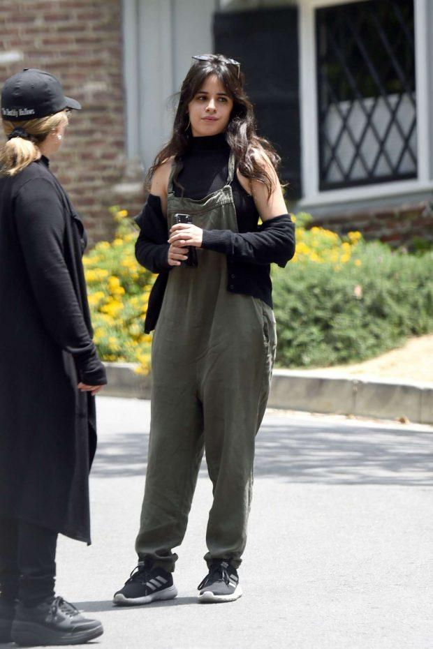 Camila Cabello - Running errands in LA
