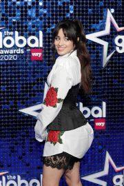 Camila Cabello - The Global Awards 2020 in London