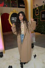 Camila Cabello - Verizon and Camila Cabello Host Pop-Up and Q&A in Los Angeles