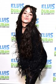 Camila Cabello - Visits The Elvis Duran Z100 Morning Show in New York