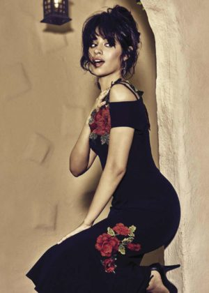 Camila Cabello - Vogue Italy Magazine (December 2017)