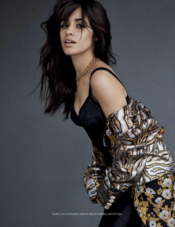 Camila Cabello – Vogue Mexico Magazine (March 2018)