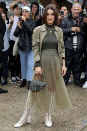Camila Coelho - Arrives at Christian Dior Womenswear SS 2020 in Paris