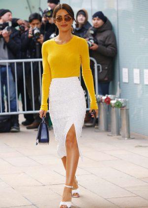 a53a7834153 Camila Coelho  Arrives at the Michael Kors Show -25 - Full Size