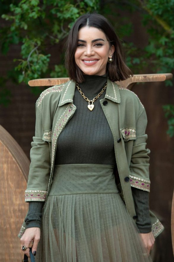 Camila Coelho - Christian Dior Womenswear SS 2020 at Paris Fashion Week
