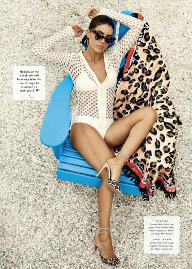 Camila Coelho - Cosmopolitan Magazine (June 2019)