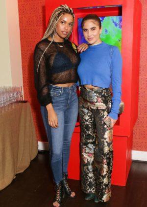 Camila Coelho - Cotton Citizen x Pepsi Collection Launch Party in LA