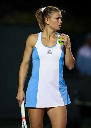 Camila Giorgi - 2018 Miami Open in Key Biscayne