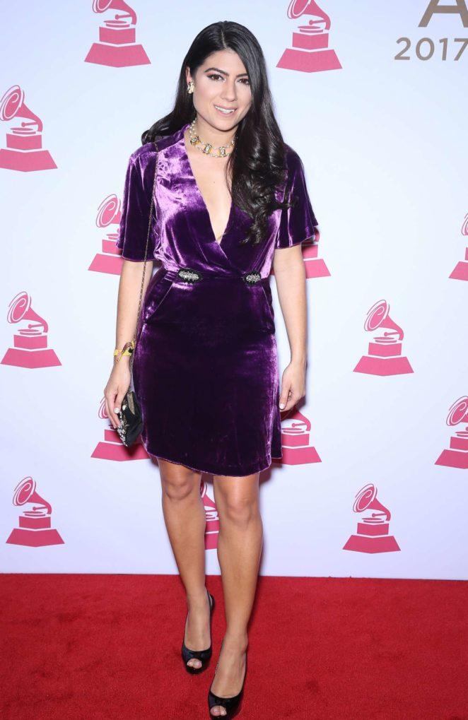 Camila Luna - 2017 Person of the Year Gala honoring Alejandro Sanz in Las Vegas