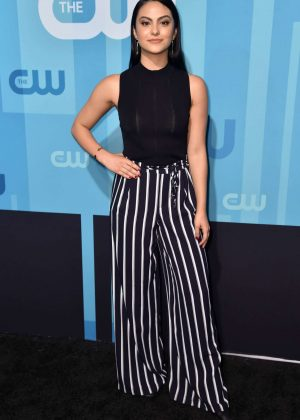 Camila Mendes - 2017 CW Upfront Presentation in New York