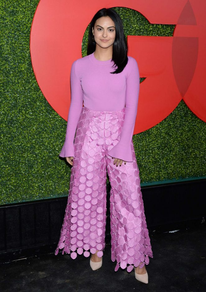 Camila Mendes – 2018 GQ Men of the Year Party in Beverly Hills