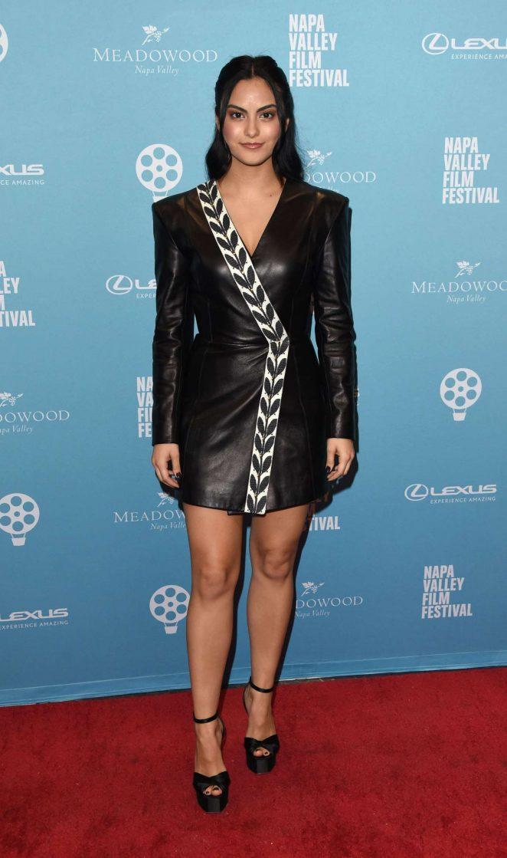 Camila Mendes – Celebrity Tributes Program at 2018 Napa Valley Film Festival