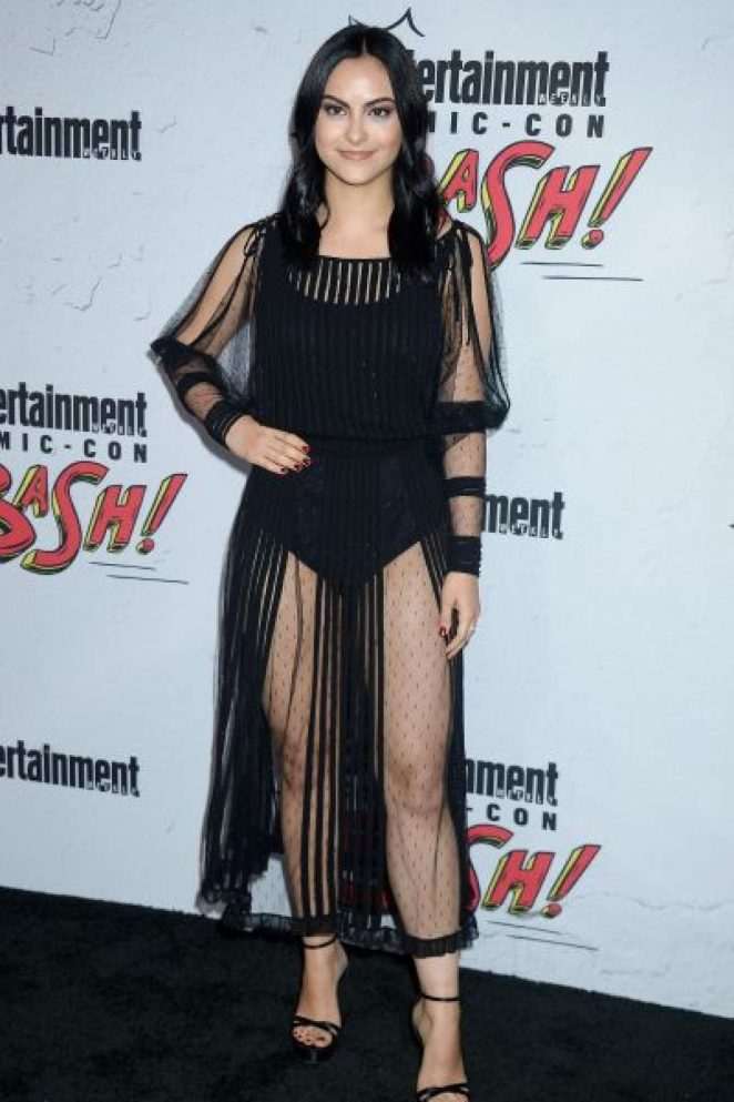 Camila Mendes - Entertainment Weekly Party at 2017 Comic-Con in San Diego