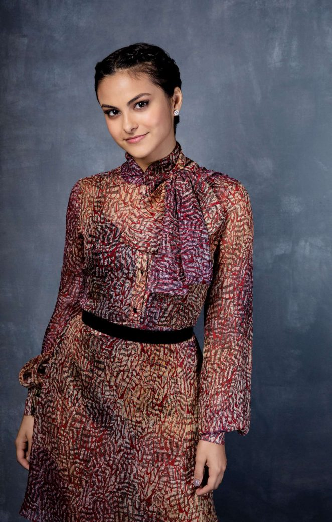 Camila Mendes - Los Angeles Times Comic-Con Portraits by Jay L. Clendenin 2016