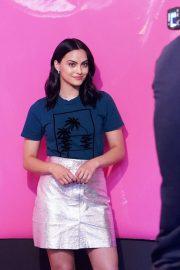Camila Mendes - Pizza Hut Lounge Portraits at San Diego Comic Con 2019