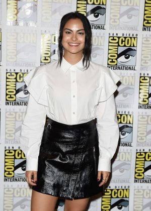 Camila Mendes - 'Riverdale' Photo Line at 2018 Comic-Con in San Diego