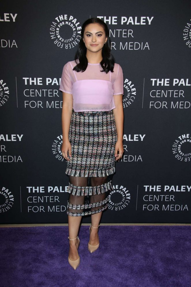 Camila Mendes – 'Riverdale' TV Screening in Beverly Hills