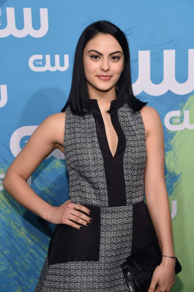 Camila Mendes - The CW Upfront Presentation 2016 in New York