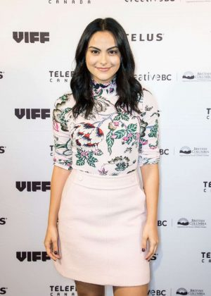 Camila Mendes - 'The New Romantic' Premiere in Vancouver