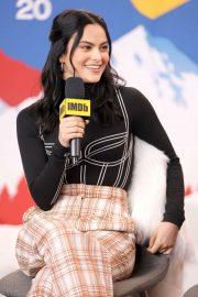 Camila Mendes - Visits the IMDb Studio in Acura Festival Village at Sundance Film Festival in Park City