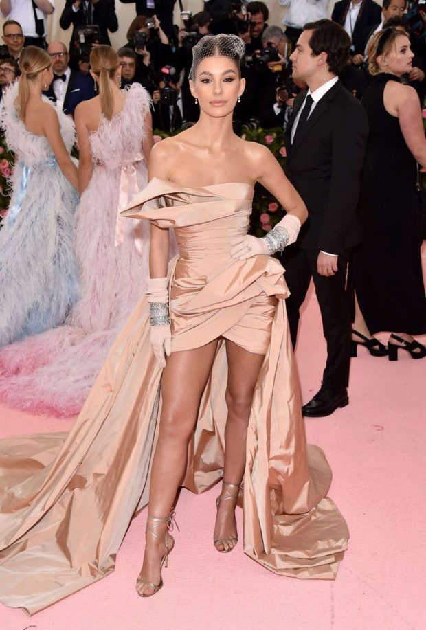 Camila Morrone - 2019 Met Gala in NYC