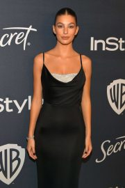 Camila Morrone - 2020 InStyle and Warner Bros Golden Globes Party in Beverly Hills