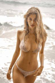 Camila Morrone - Bikini photoshoot 'Malibu Hangouts'