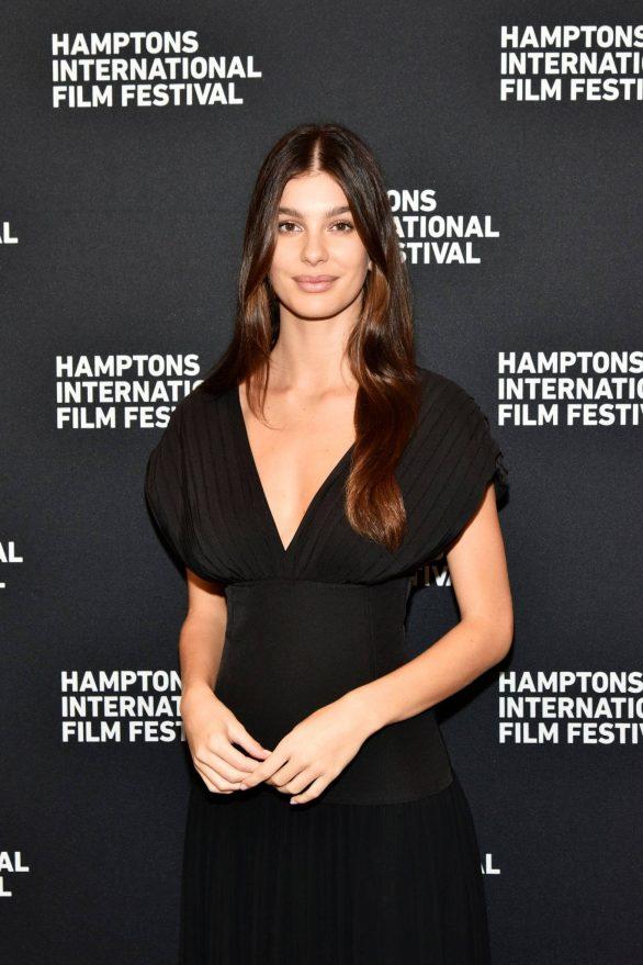 Camila Morrone - Breakthrough Artists Brunch - 2019 Hamptons International Film Festival