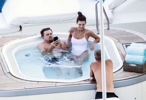 Camila Morrone 2019 : Camila Morrone in White Swimsuit 2019-12