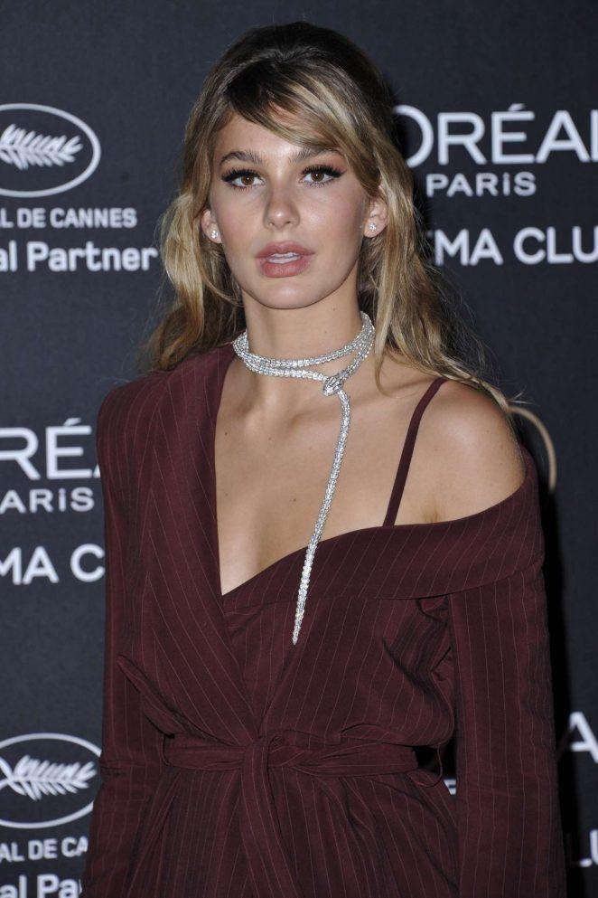 Camila Morrone - L'Oreal 20th Anniversary Party in Cannes