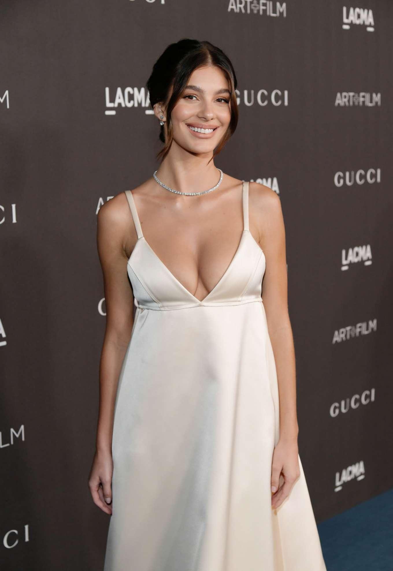 Camila Morrone - LACMA Art and Film Gala 2019 in Los Angeles