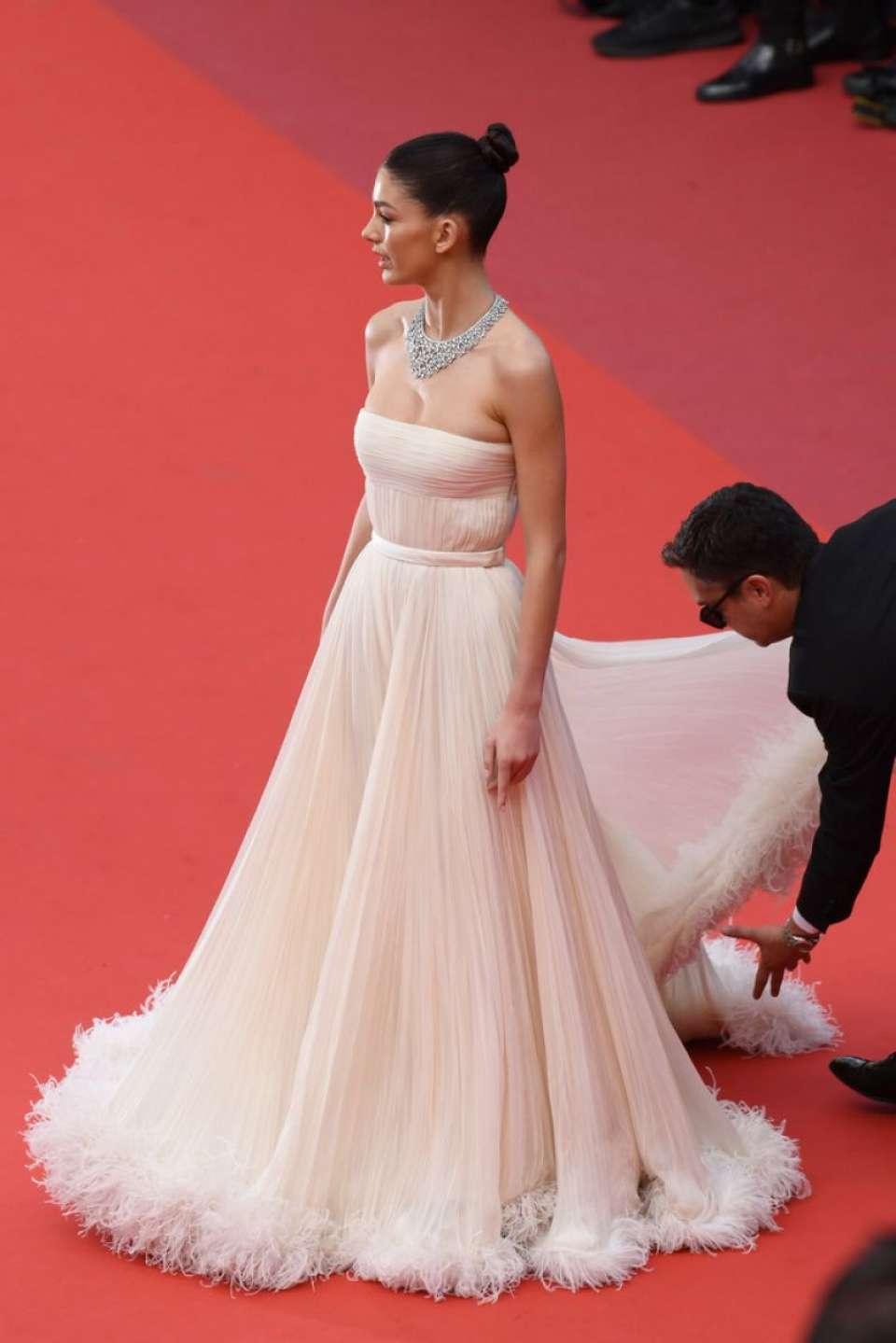 Camila Morrone 2019 : Camila Morrone: Once Upon A Time In Hollywood Premiere-04