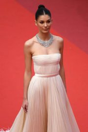 Camila Morrone - 'Once Upon A Time In Hollywood' Premiere at 2019 Cannes Film Festival