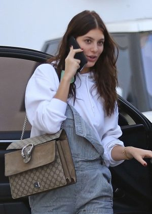 Camila Morrone - Out in Beverly Hills