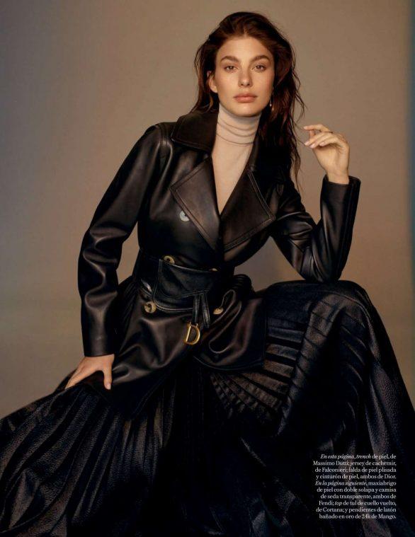 Camila Morrone - Vogue Espana Magazine (September 2019)