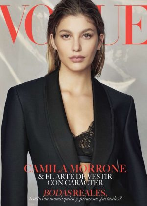 Camila Morrone - Vogue Mexico Magazine (May 2018)
