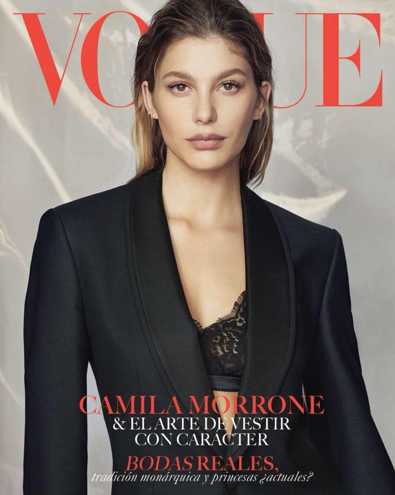 Camila Morrone - Vogue Mexico Magazine (May 2018)