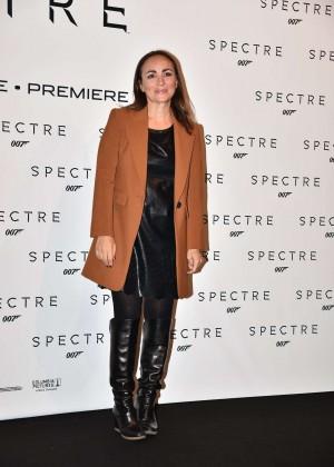 Camila Raznovich - 'Spectre' Premiere in Rome