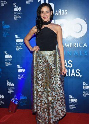 Camila Selser - 15th HBO Latin America in Mexico City