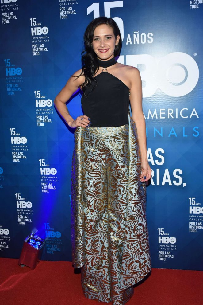 Camila Selser - 15th HBO Latin America in Mexico City