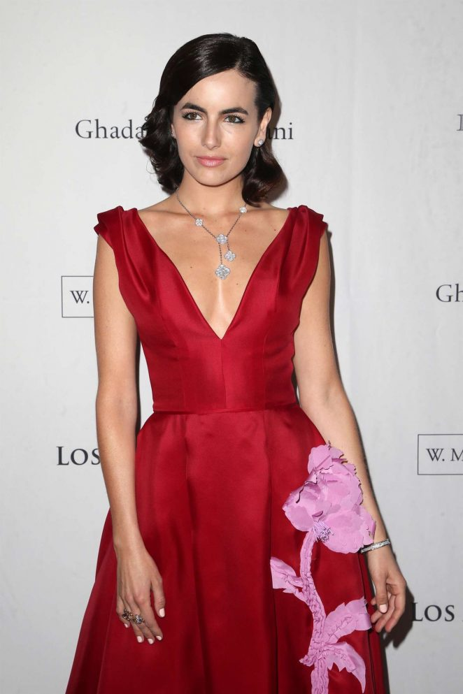 Camilla Belle - 2018 Los Angeles Ballet Gala in Beverly Hills