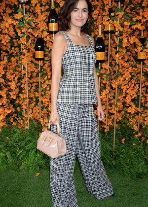 Camilla Belle - 2018 Veuve Clicquot Polo Classic in Los Angeles