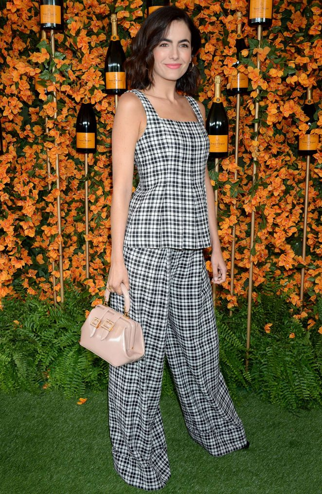 Camilla Belle – 2018 Veuve Clicquot Polo Classic in Los Angeles