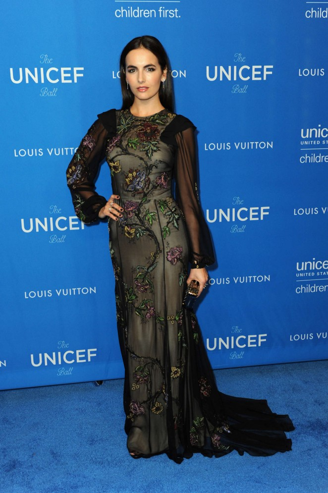 Camilla Belle - 6th Biennial UNICEF Ball in Beverly Hills