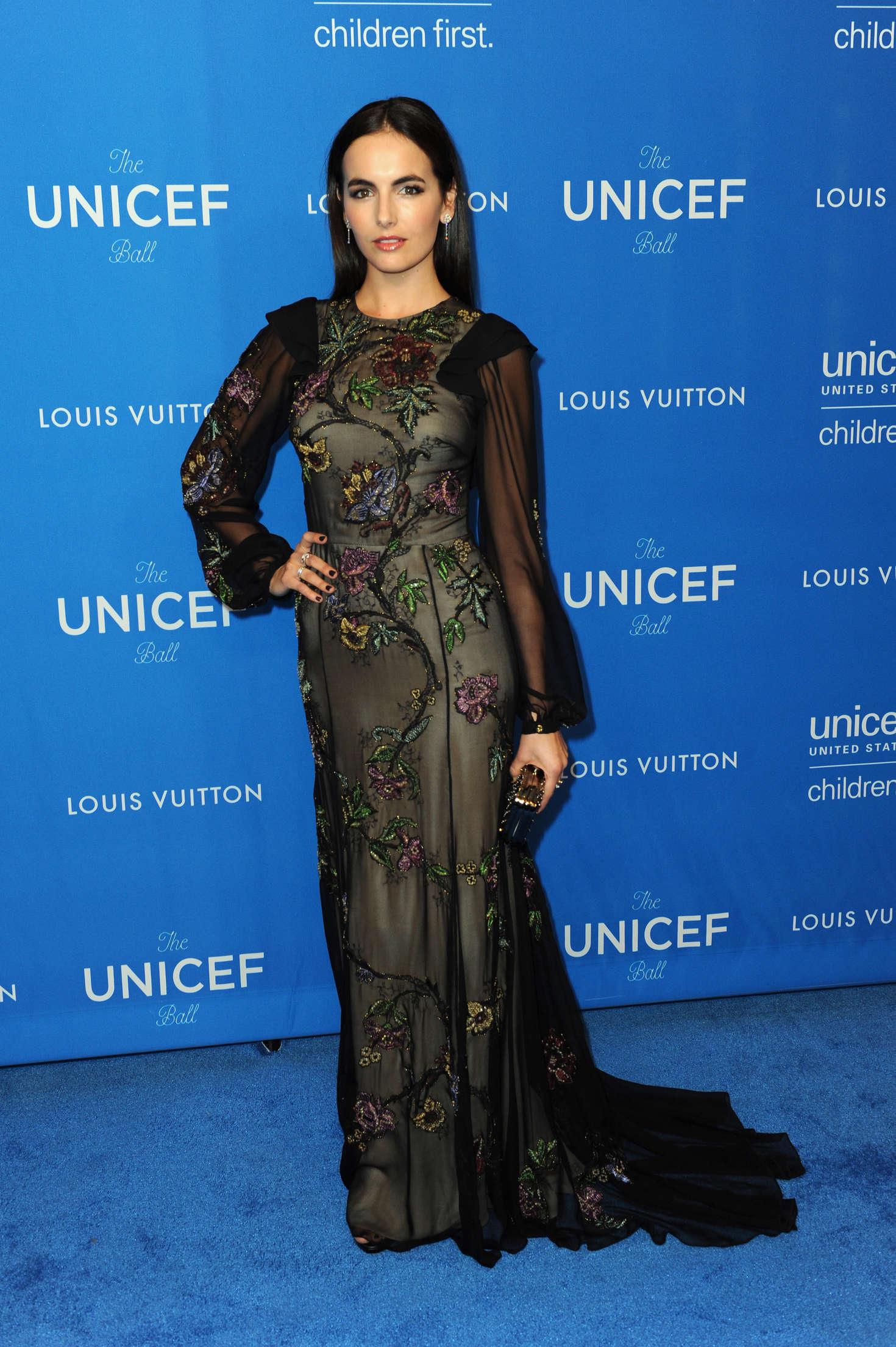 Camilla Belle 2016 : Camilla Belle: 6th Biennial UNICEF Ball -01