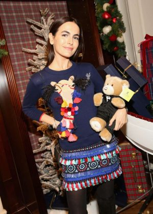 Camilla Belle - Brooks Brothers Celebrates the Holidays with St. Jude Children's Research Hospital